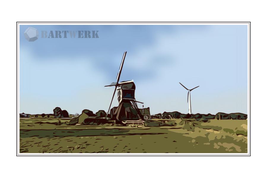 groote-molen-zoeterwoude-leidsche-ommelanden-holland