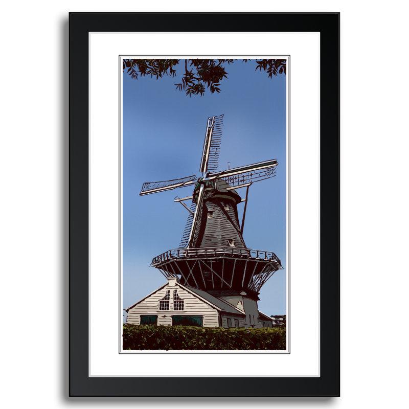 molen-de-heesterboom-leidsche-ommelanden-holland