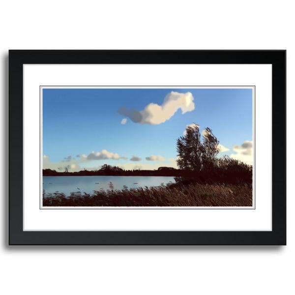 het-valkenburgse-meer-leidsche-ommelanden-holland
