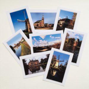 prentbriefkaarten-leidsche-ommelanden-serie-1